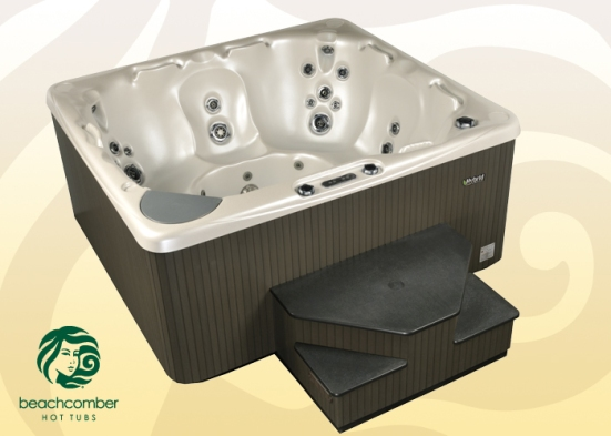 Beachcomber Hot Tub 578 zijaanzicht