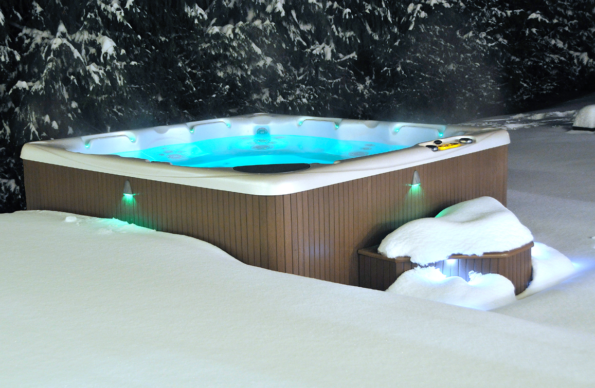 About Beachcomber Hot Tubs