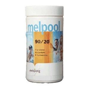 Melpool 90 20 chloortabletten